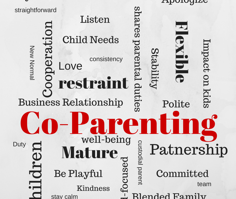 The importance of Co-parenting