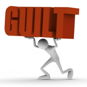 DIVORCE GUILT