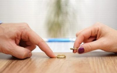 7 Phases of processing your Divorce