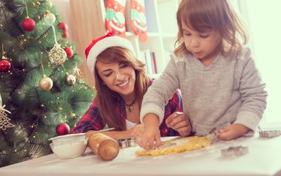 3 Ways to Make your Single-Parent Holiday's Special for the Kids, without spending tons of Money!